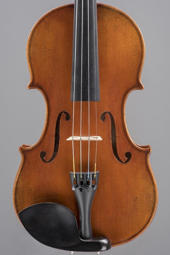 Wilhelm Klier Violin
