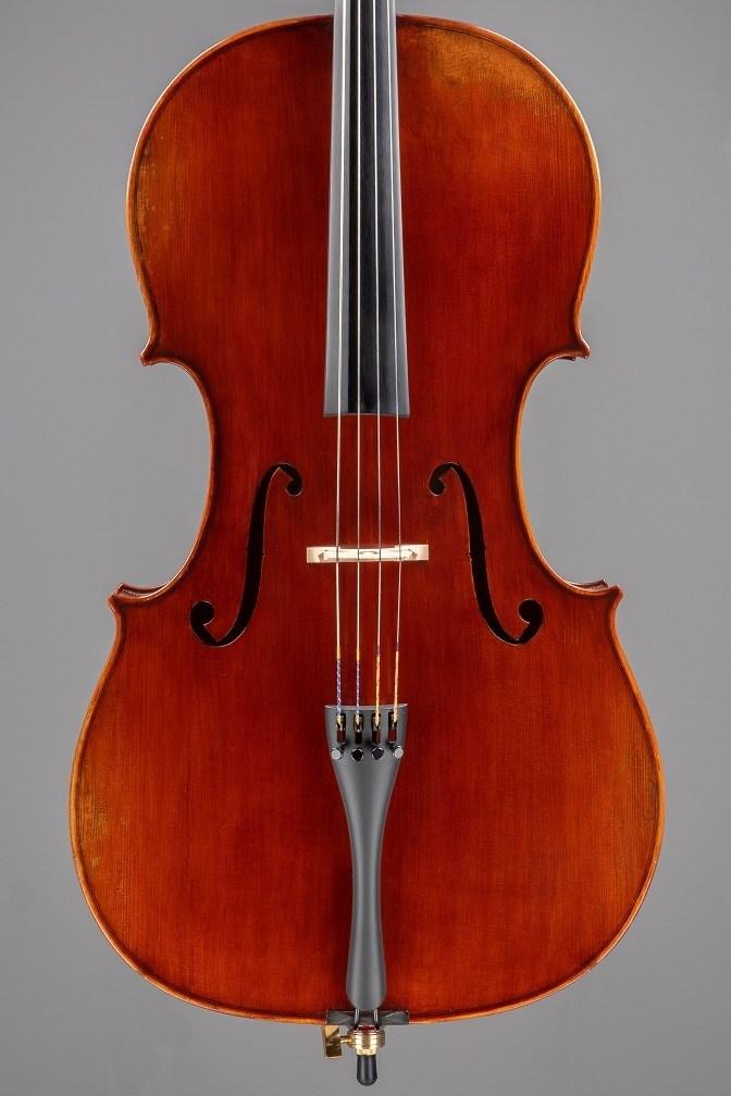 Rudoulf Doetsch Cello