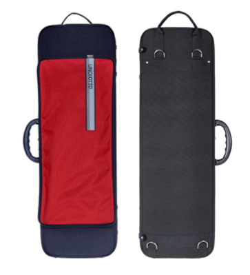 Riboni Unoeotto Type 2 Case without Straps Red