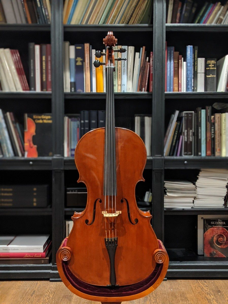 Alan Soto Cremona 2000 Cello Top