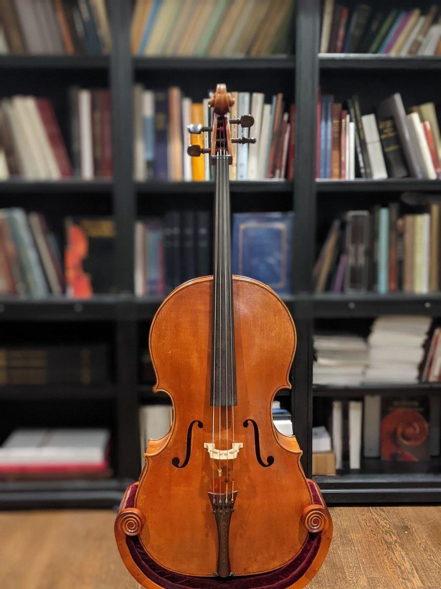 Christopher Ulbricht Indianapolis 2020 Cello Top