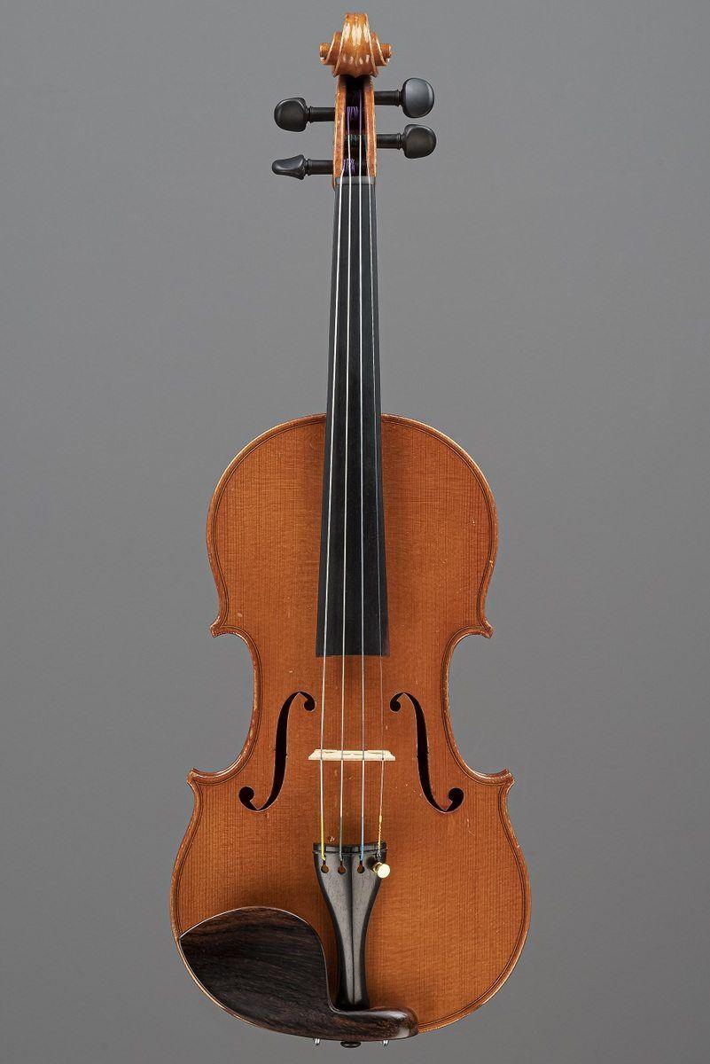 Leon Mougenot Violin 1925 Top LMO25