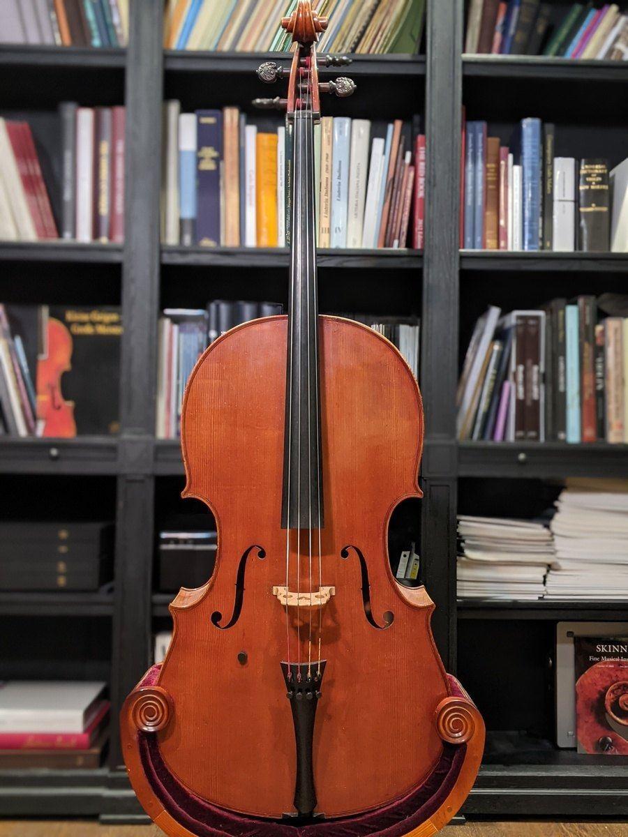 Primavera-Capellini Cremona 1976 Cello Top