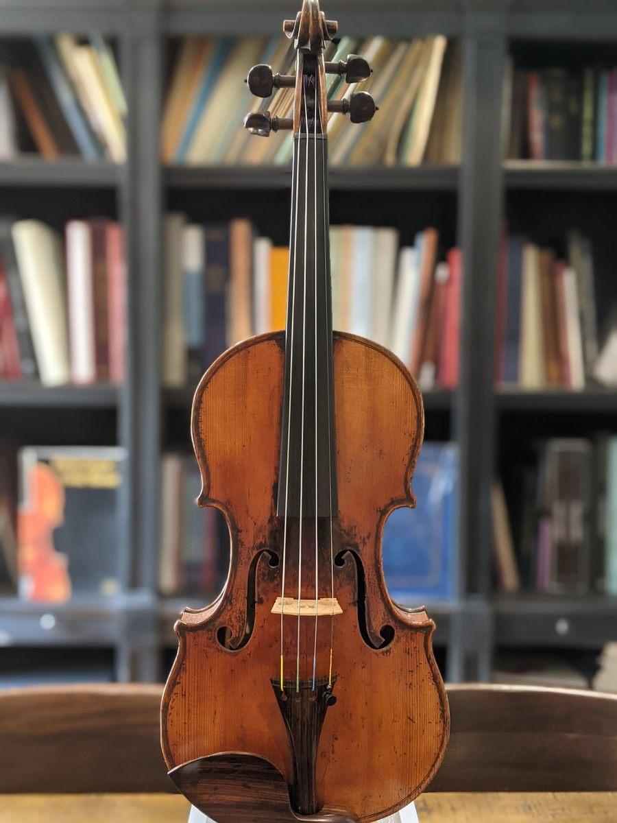 Jules Gaillard, Mirecourt 1867 Violin Top